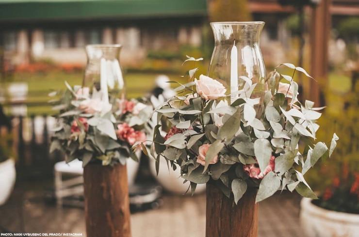 Nikki Uysiuseng's beautiful wedding details 19