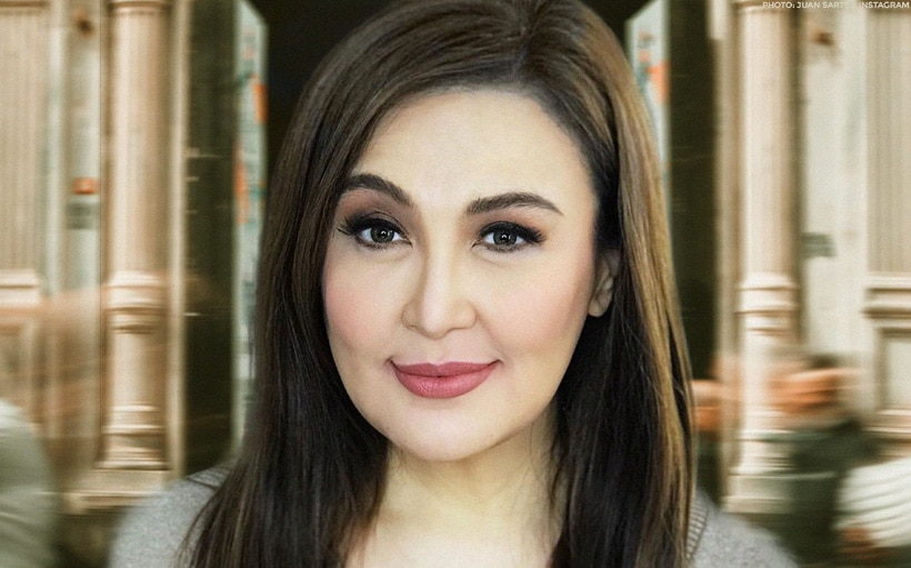 Megastar Sharon Cuneta on adopting: 'It was the right time'