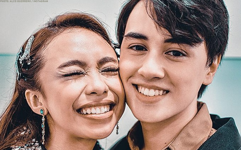 LOOK: Edward Barber loves Maymay Entrata for exactly who she is!