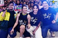 IN PHOTOS: Kathryn, Alden + Lovely in SM Valenzuela!