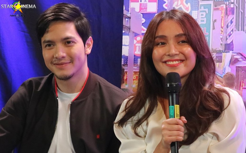Alden Richards on working with Kathryn Bernardo: 'One for the books!'