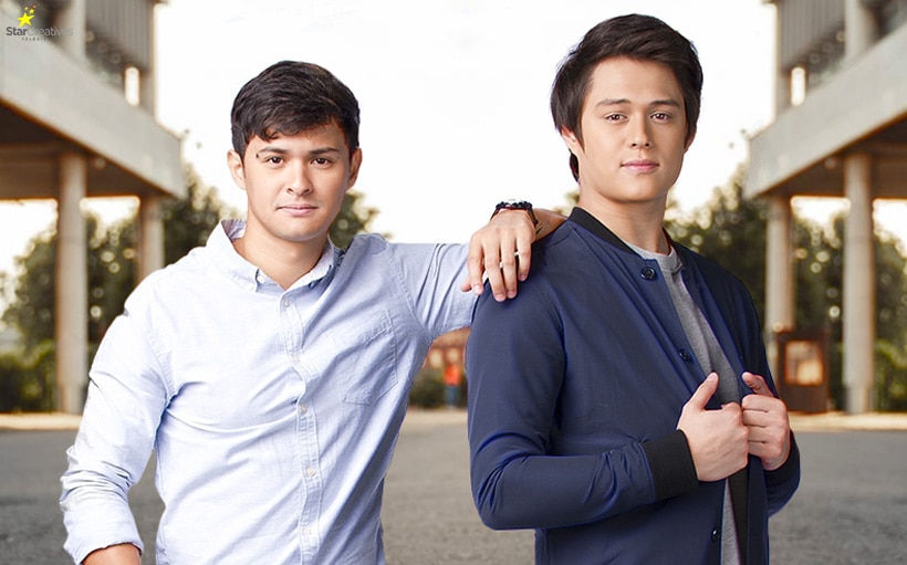 LOOK: Enrique tries the 'tusok ulo' drill with Matteo!