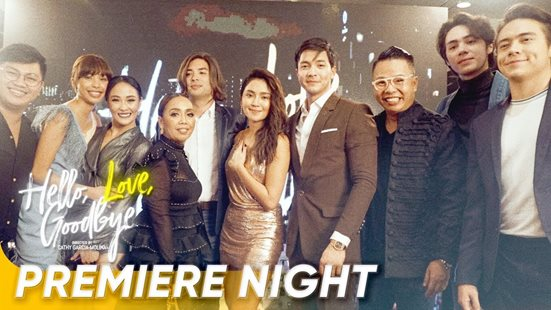 WATCH: Highlights from the 'Hello, Love, Goodbye' Premiere Night!