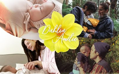 PHOTOS: Anne and Erwan's cutest moments with Baby Dahlia!