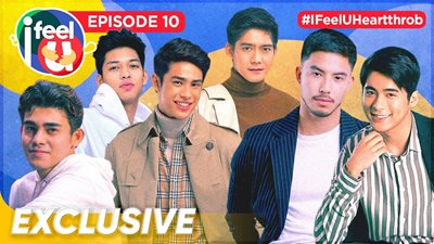 'I Feel U' Episode 10: What it takes to be heartthrob, inside and out!