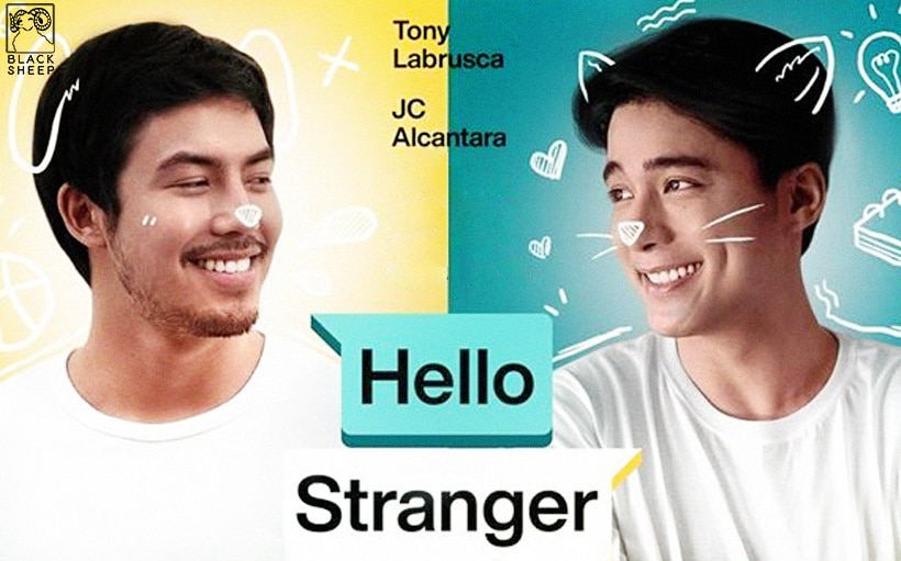 Tony Labrusca, JC Alcantara on falling in love with their 'Hello Stranger' roles: 'That's possible'