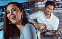 Catriona Gray jams with boyfriend Sam Milby in 'We're In This Together' music video!