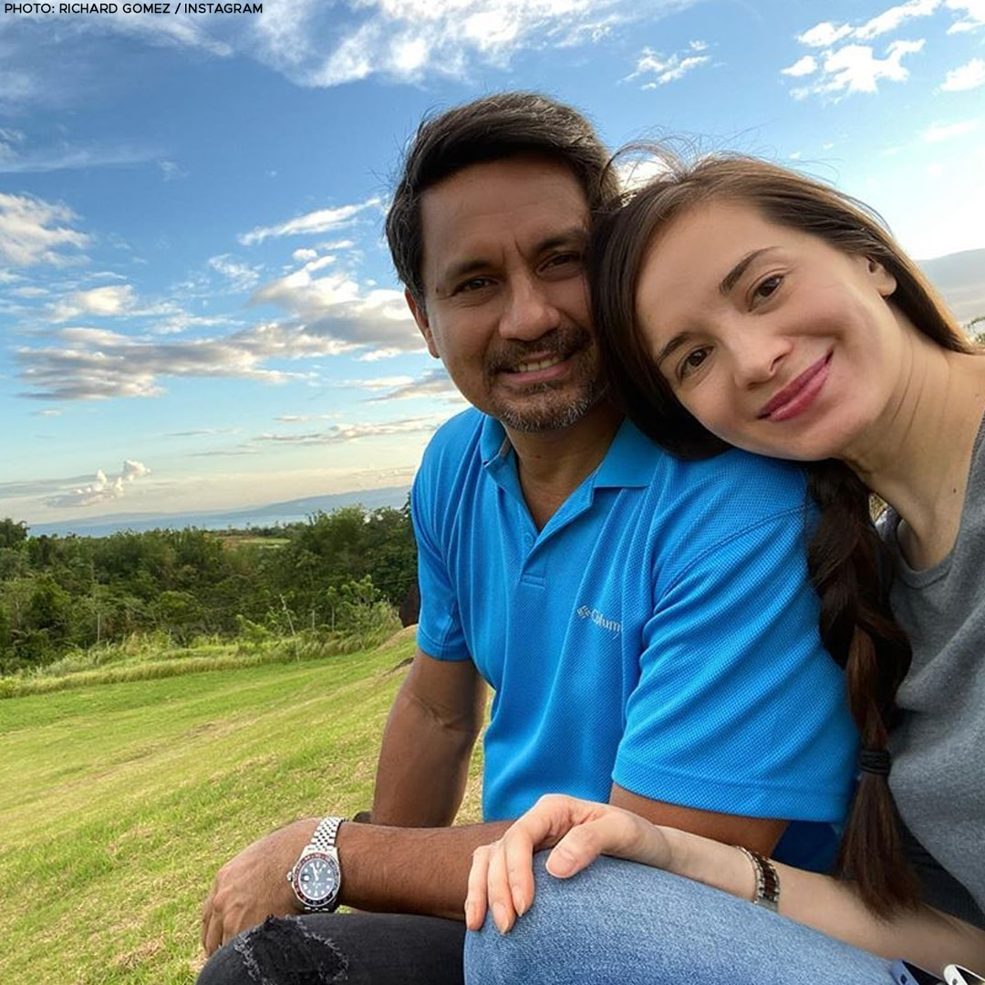 Richard Gomez and Lucy Torres, 21 years