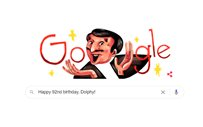 Google PH celebrates Dolphy's 92nd birthday with a Doodle