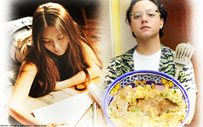 EXCLUSIVE: Daniel and Kathryn, learning to cook and paint together!