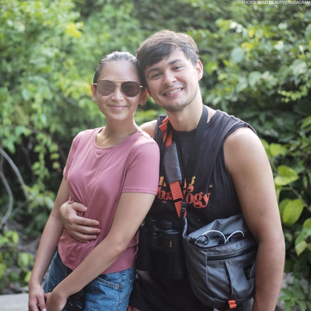 Sarah and Matteo spend their honeymoon in Amanpulo!