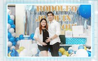 PHOTOS: Dianne Medina, Rodjun Cruz' virtual baby shower!