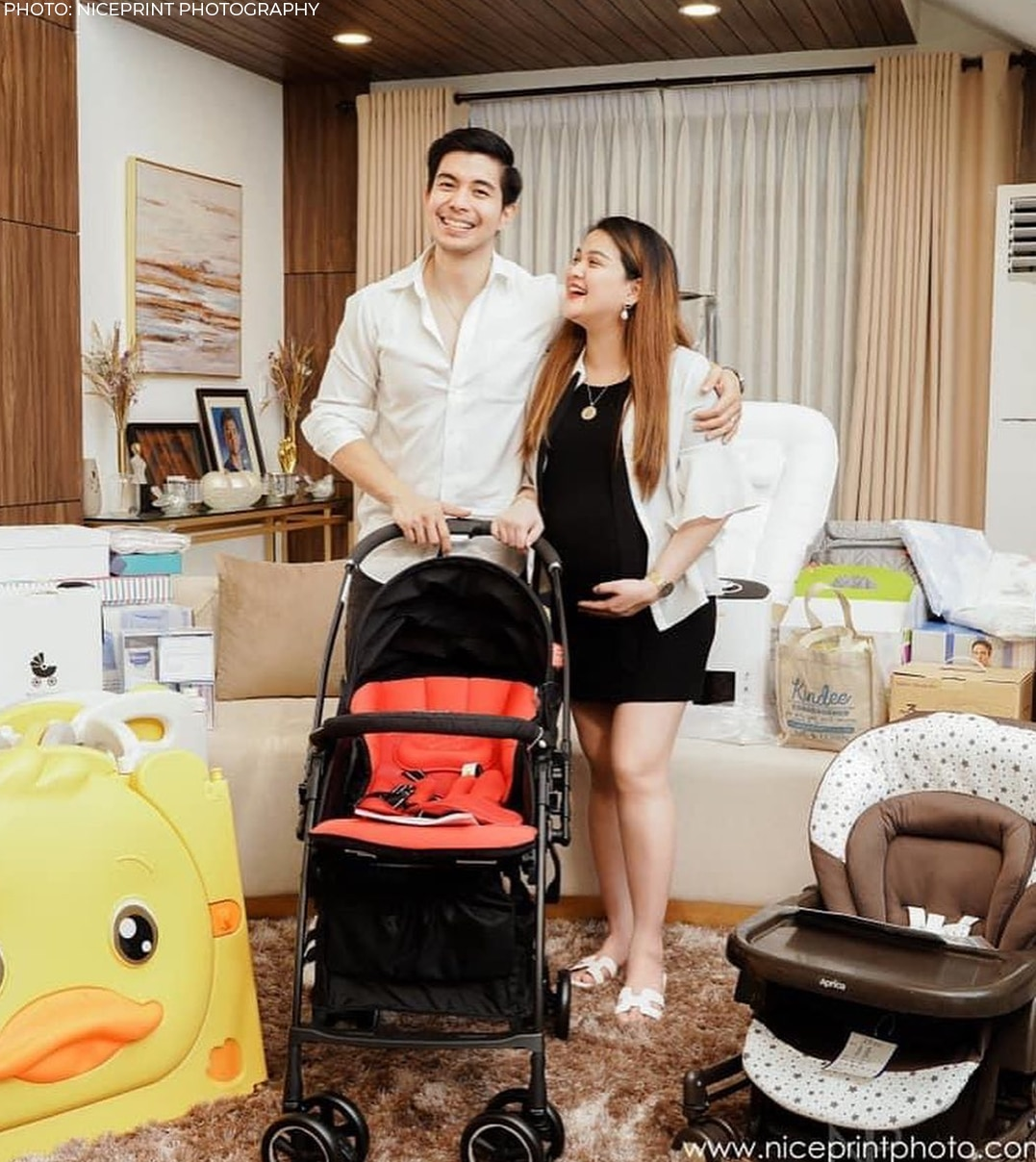 All the snaps from Dianne and Rodjun's baby shower