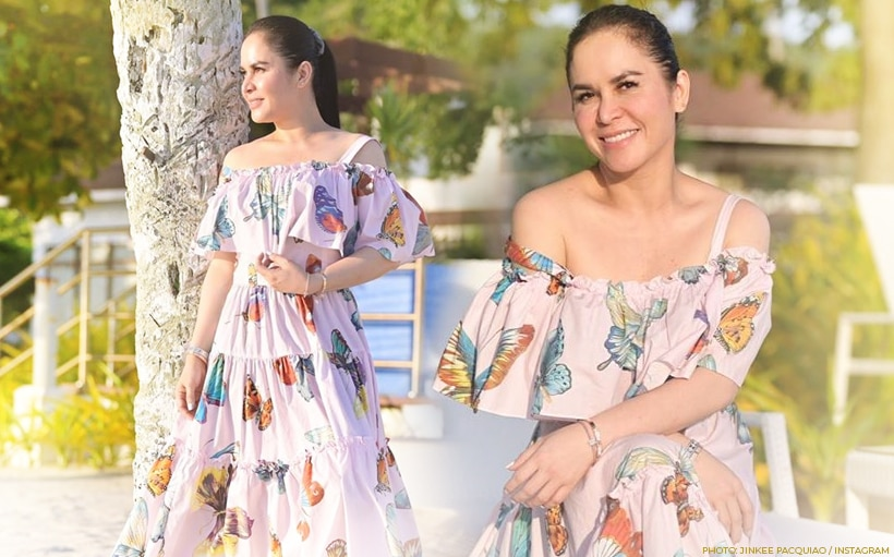 Jinkee Pacquiao gives us a tour of their multimillion private beach in Sarangani!