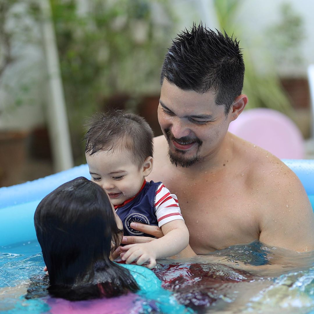 Dingdong Dantes' life as a dad!