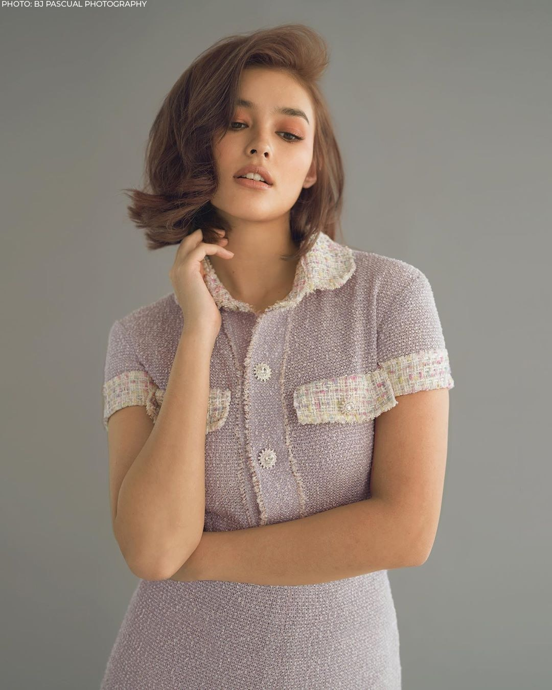Liza Soberano in dreamy photoshoot with BJ Pascual