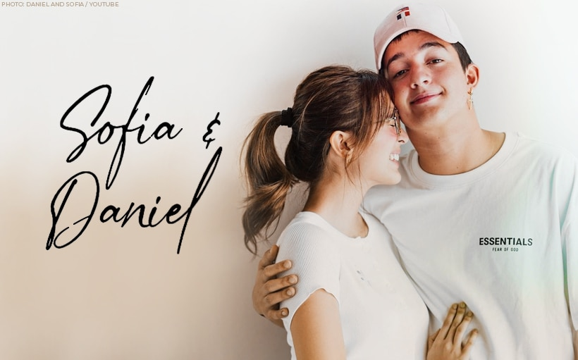 Sofia Andres admits that her parents didn't approve of Daniel Miranda at first