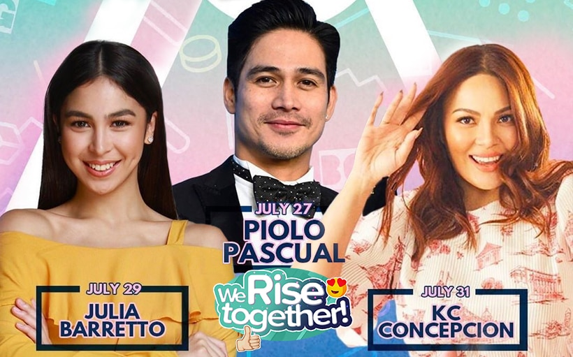 This Week on 'We Rise Together': Piolo's growth as an actor, Julia being independent + more!