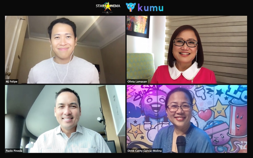 Star Cinema joins forces with KUMU for upcoming movie