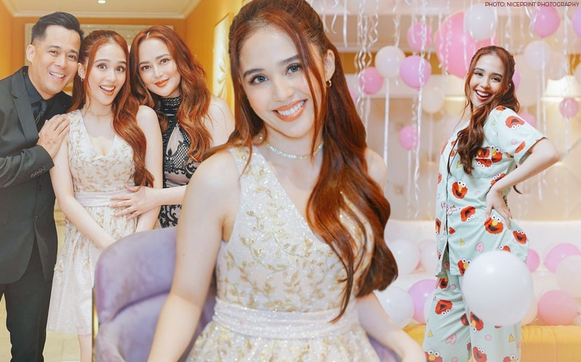 WATCH: Jayda is a gorgeous debutante in her 18th birthday highlights