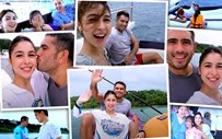 WATCH: Gerald and Julia go on a boat trip with Marjorie and Erich