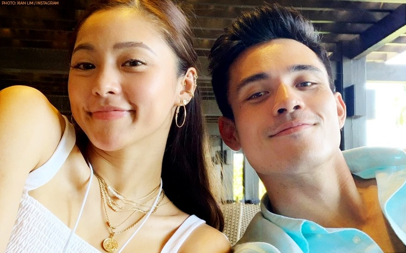 Kim Chiu posted the sweetest video for Xian Lim's birthday!