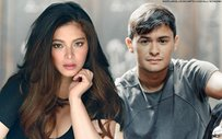 LOOK: Angel Locsin posts throwback photos with pre-showbiz Matteo Guidicelli