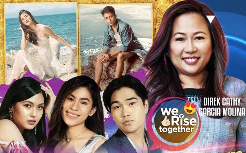 This Week on 'We Rise Together': 'Love at First Stream' stars with Direk Cathy, Charlie, Jameson + more!