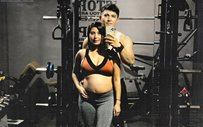 Sunshine Garcia is pregnant with baby #2!