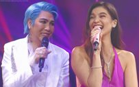 Anne Curtis, emotional over reunion with Vice Ganda