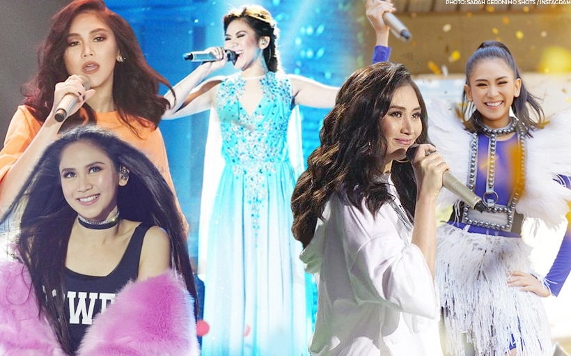WATCH: Sarah Geronimo's most iconic 'ASAP' performances