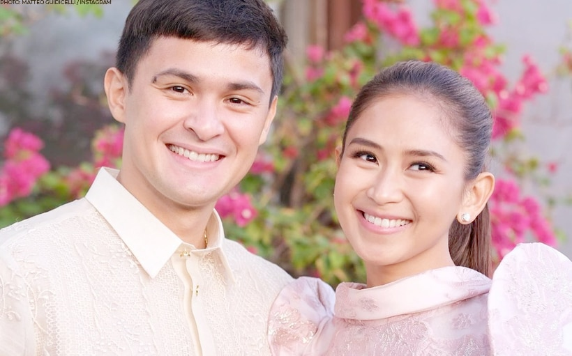 LOOK: Matteo Guidicelli shares sweet birthday message for wife Sarah Geronimo