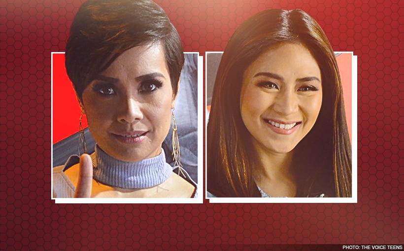 Sarah, palaban sa mga bashers niya sa 'The Voice Teens'!