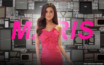 We are lovin' Maris Racal's short covers