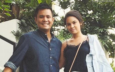 Is Ogie Alcasid a 'stage father' to daughter Leila?