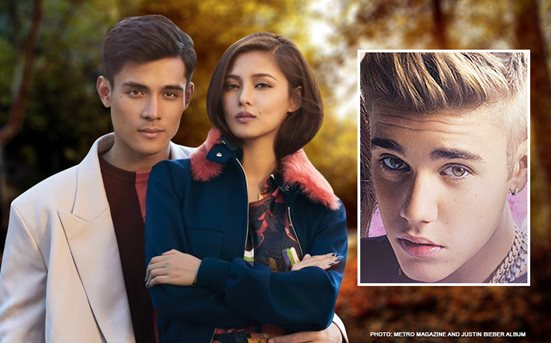 Xian reacts to Justin Bieber's message to Kim