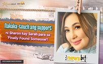 Nakaka-touch ang support ni Sharon kay Sarah para sa 'Finally Found Someone'!