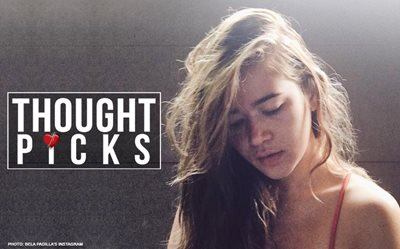 Thought Picks: Don't drunk-text + other moving on tips from Bela Padilla