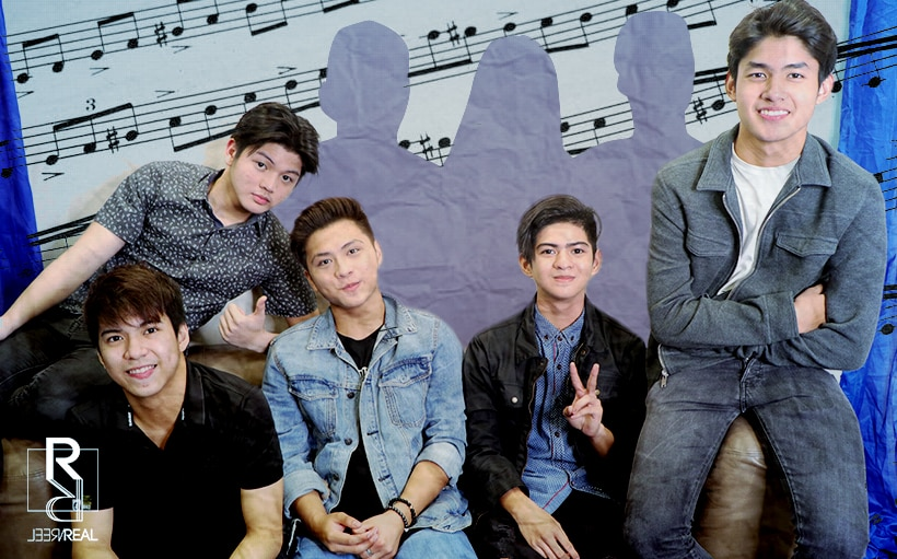 #ReelxReal Exclusive: How Gimme 5 changed since their debut