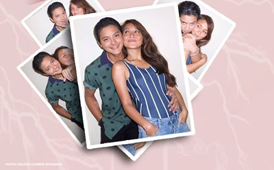 7 cute KathNiel moments from their 'La Luna Sangre' DigiCon