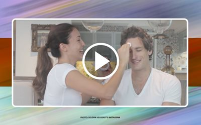 Solenn gets her 'revenge' for Nico's makeup disaster