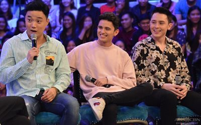 Ryan Bang, Bret Jackson, James Reid: Who's the most well-endowed?