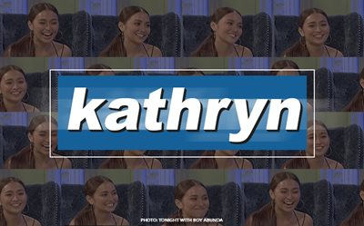 Kathryn talks about her dream house, BiFan fest, marriage + more