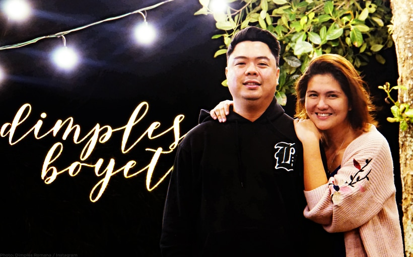 Nakakatunaw ang 15th anniversary message ni Dimples for Boyet! 😍