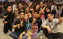 Donny, Kisses, Elmo + more, nag-WALWAL-an sa Bulacan!