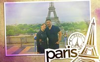 Luis and Jessy in Paris: Nangangamoy proposal?