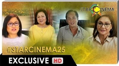 Celebrate #StarCinema25 with the greats!