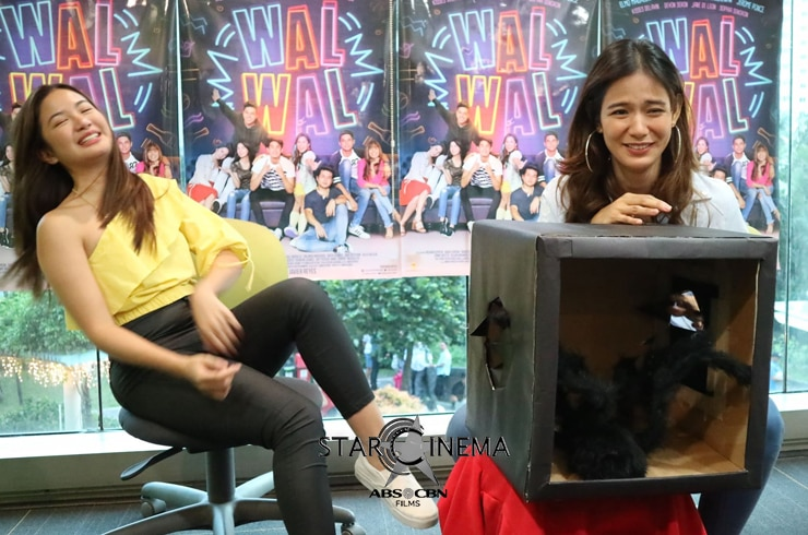 Star Cinema Chat with Walwal Girls 12