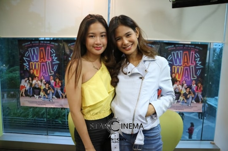 Star Cinema Chat with Walwal Girls 14