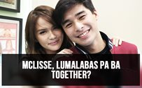 McLisse, lumalabas pa ba together?